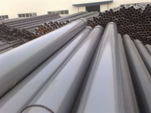 FBE Epoxy Resin Anti Corrosion Steel Pipe