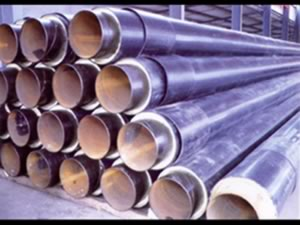 Polyurethane Insulation Steel Pipe (PU Insulation Pipe)