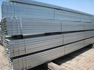 Galvanized Square and Rectangle Steel Pipe