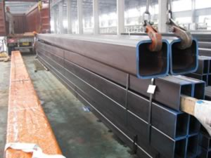 Seamless Square and Rectangle Steel Pipe